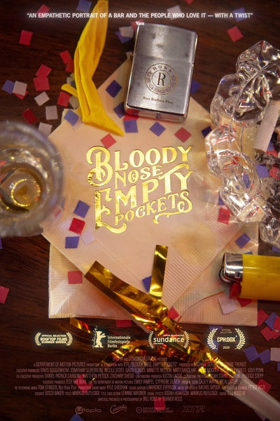 Bloody Nose Empty Pockets Poster