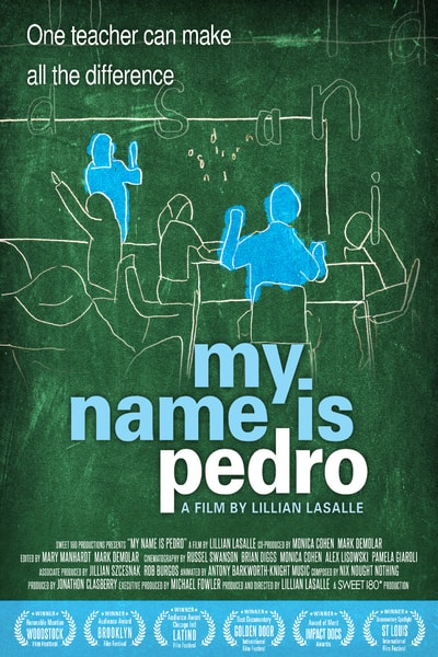 My Name is Pedro Poster