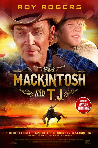 Mackintosh & TJ Poster